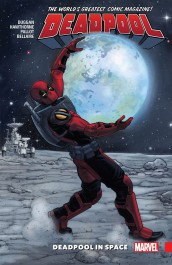 Deadpool World's Greatest 9 - Deadpool in Space