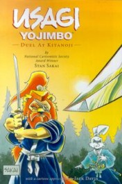 Usagi Yojimbo 17 - Duel at Kitanoji