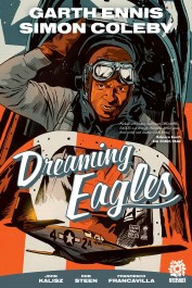 Dreaming Eagles NYCC EDITION (SIGNED)