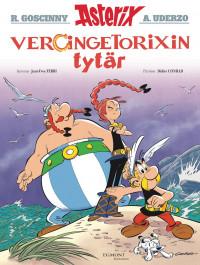 Asterix 38 - Vercingetorixin tytär (kovak.)