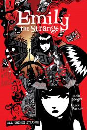 The Complete Emily the Strange - All Things Strange