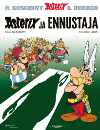 Asterix 19 - Asterix ja ennustaja (kovak.)