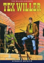 Tex Willer Kirjasto 34 - Synkkiä enteitä