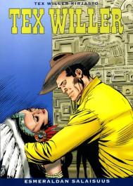 Tex Willer Kirjasto 37 - Esmeraldan salaisuus