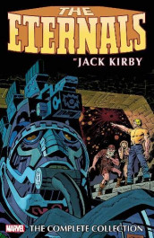 The Eternals by Jack Kirby - The Complete Collection