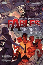 Fables 7 - Arabian Nights (and Days)