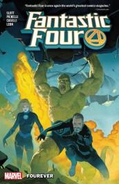 Fantastic Four 1 - Fourever