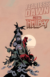 Fearless Dawn Meets Hellboy Special Edition