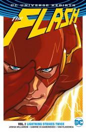 The Flash 1 - Lightning Strikes Twice