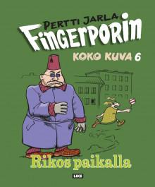 Fingerporin koko kuva 6 - Rikos paikalla