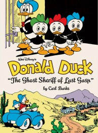 Walt Disney's Donald Duck - The Ghost Sheriff of Last Gasp
