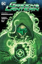 Green Lantern 7 - Renegade