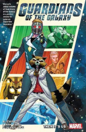 Guardians of the Galaxy by Al Ewing 1 - Then It's On Us