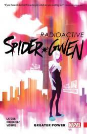 Spider-Gwen 1 - Greater Power