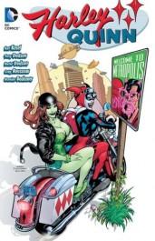 Harley Quinn - Welcome to Metropolis