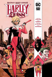Batman - White Knight Presents Harley Quinn