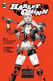 Harley Quinn 2 - Harley Destroys the Universe