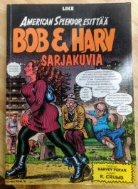 Bob & Harv sarjakuvia (K)