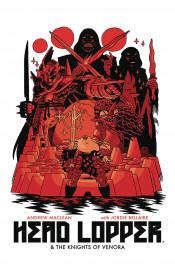Head Lopper 3 - Head Lopper & the Knights of Venora