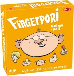 Fingerpori - Heimo-peli