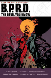 B.P.R.D. - The Devil You Know Omnibus