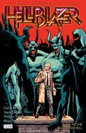 John Constantine, Hellblazer 8 - Rake at the Gates of Hell