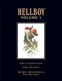 Hellboy Library 1 - Seed of Destruction/Wake the Devil