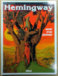 Hemingway - Mort d'un léopard (K)