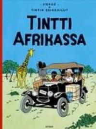 Tintin seikkailut 2 - Tintti Afrikassa
