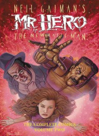 Neil Gaiman's Mr. Hero The Newmatic Man - The Complete Comics 2