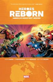 Heroes Reborn - America's Mightiest Heroes