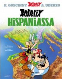 Asterix 14 - Asterix Hispaniassa (kovak.)