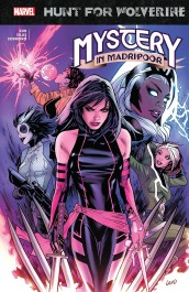 Hunt For Wolverine - Mystery in Madripoor