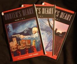 Hunter's Heart #1-3