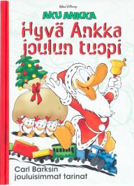Aku Ankka - Hyvä ankka joulun tuopi (K)