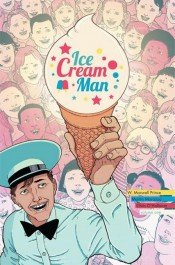 Ice Cream Man 1 - Rainbow Sprinkles