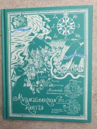 Muistikirja - Muumilaakson kartta