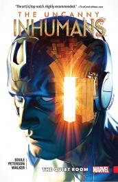 Uncanny Inhumans 2 - The Quiet Room