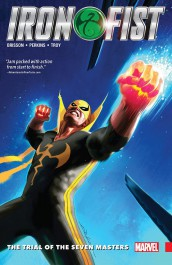 Iron Fist 1 - The Trial of the Seven Masters