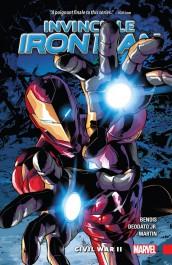 Invincible Iron Man 3 - Civil War II