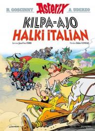 Asterix 37 - Kilpa-ajo halki Italian (kovak.)