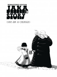 Cerebus 5 - Jaka's Story (+ TIPPED-IN BOOK PLATE SIGNED BY DAVE SIM)