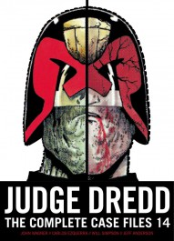Judge Dredd - The Complete Case Files 14