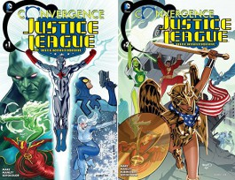 Convergence: Justice League International#1-2