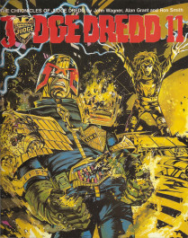 The Chronicles of Judge Dredd - Judge Dredd 11 (K)