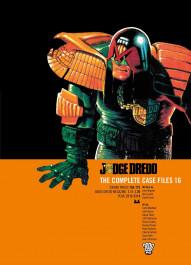 Judge Dredd - The Complete Case Files 16