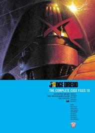 Judge Dredd - The Complete Case Files 18