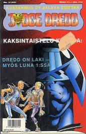 Judge Dredd 3/1991