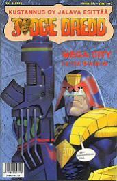 Judge Dredd 5/1991
