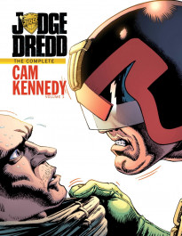 Judge Dredd - The Cam Kennedy Collection 1 (K)